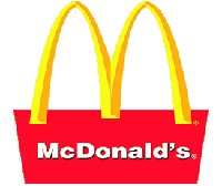 Image result for mcdonalds logo small